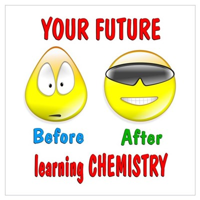 Chemistry Future Poster