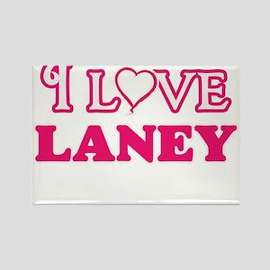I Love Laney Magnets