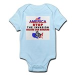 Immigrant Stop The Invasion  Infant Creeper