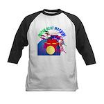 superbeat Kids Baseball Jersey