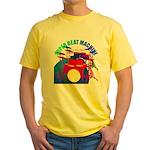 superbeat Yellow T-Shirt