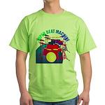 superbeat Green T-Shirt