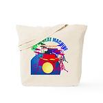 superbeat Tote Bag