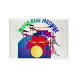 superbeat Rectangle Magnet (100 pack)