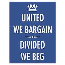 Bargain or Beg Poster