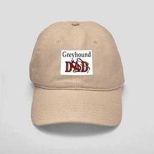 Greyhound Dad Cap