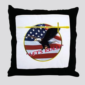 9-11 Throw Pillow