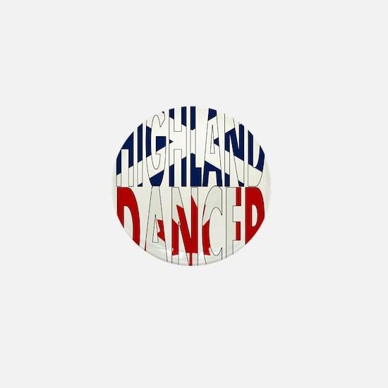 Highland Dancer - Canada Mini Button