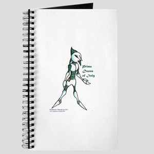 Prima Donna of Italy Journal