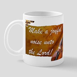 Joyful Violin Mug