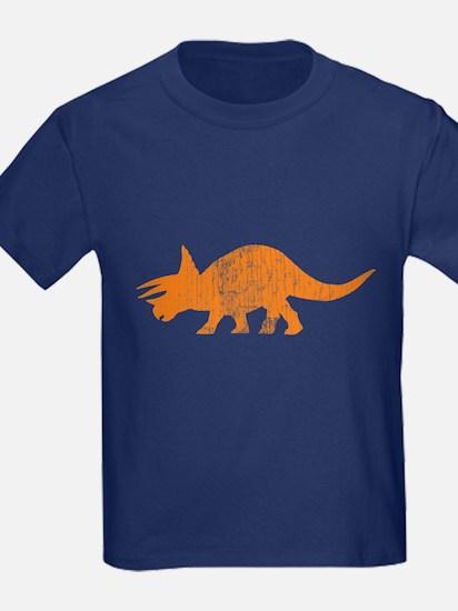 Triceratops T