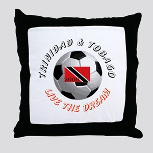 Trinidad and Tobago world cup Throw Pillow