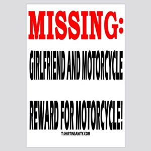 MISSING GIRLFRIEND AND MOTORC