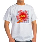 never giveup Light T-Shirt