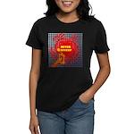 never giveup Women's Dark T-Shirt