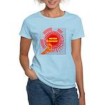 never giveup Women's Light T-Shirt