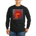 never giveup Long Sleeve Dark T-Shirt
