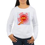 never giveup Women's Long Sleeve T-Shirt