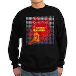 never giveup Sweatshirt (dark)