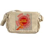 never giveup Messenger Bag