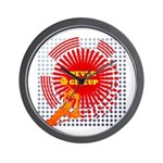 never giveup Wall Clock