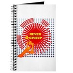 never giveup Journal