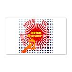 never giveup 22x14 Wall Peel