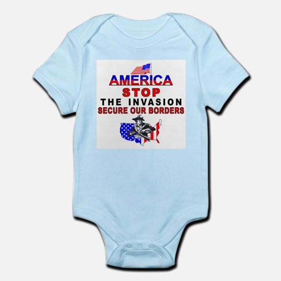 Stop The Invasion  Infant Creeper