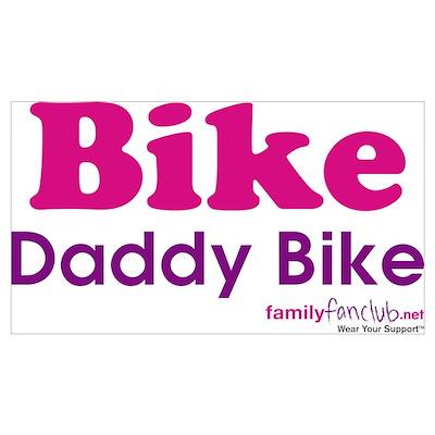 Bike Daddy Bike Poster