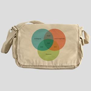 The Nerd Paradigm Messenger Bag