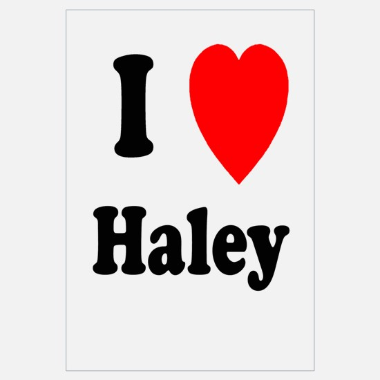 I Heart Haley