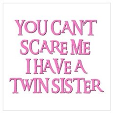 TWIN SISTER Poster