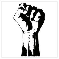Fist Poster