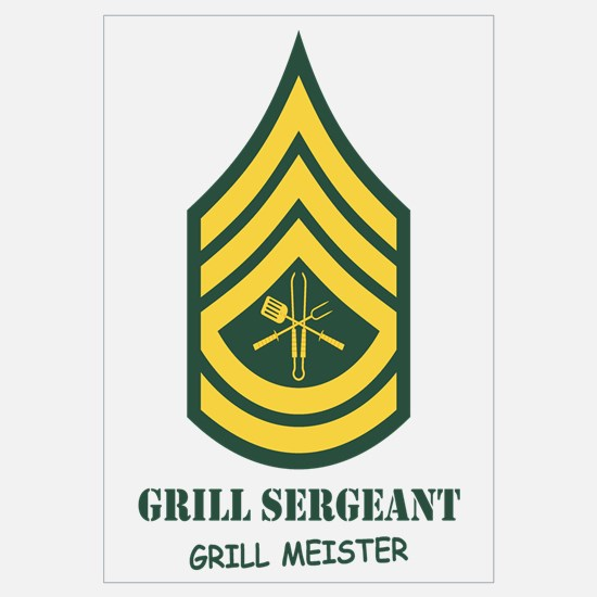 Grill Sgt.