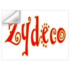 Zydeco Wall Decal