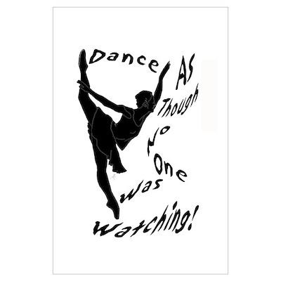 """Dance' Poster"