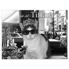 Tuna at Tiffany's Wall Decal
