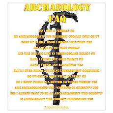 Archaeology FAQ - Copan Eccentric Poster