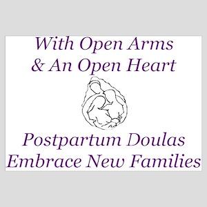 Postpartum Doula Embrace