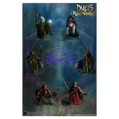 The Dwarves Poster