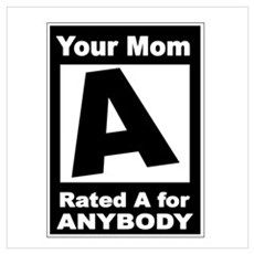 Your Mom Poster