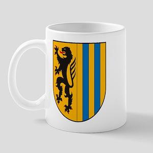 Leipzig Coat of Arms Mug
