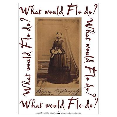 Flo do? Nursing Poster