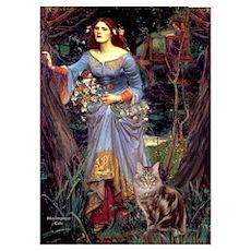 Ophelia / Poster