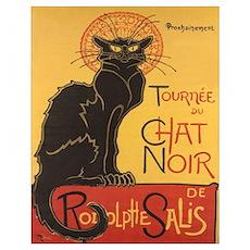 Le Chat Noir Un Poster
