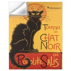Le Chat Noir Un Wall Decal