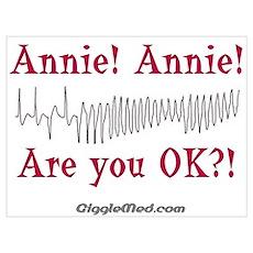 Annie! Annie! 2 Poster