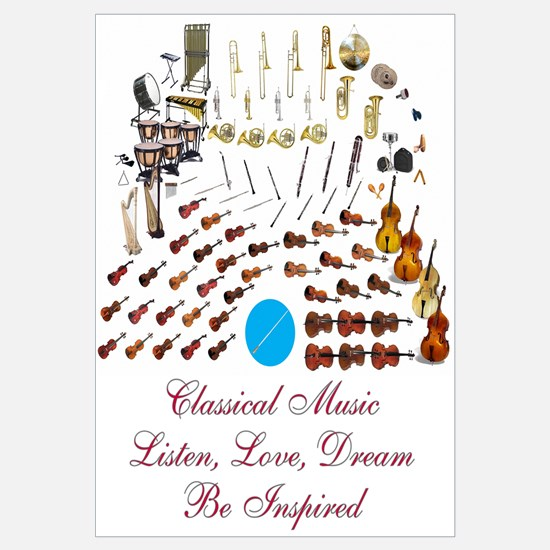 Classical Music-Be Inspired