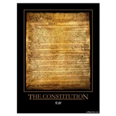 The Constitution Canvas Art