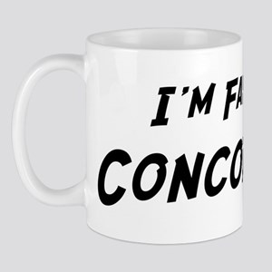 Famous in Concord Mug